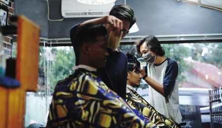 Classic barber's