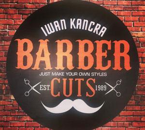 Iwan Kancra Barber Shop