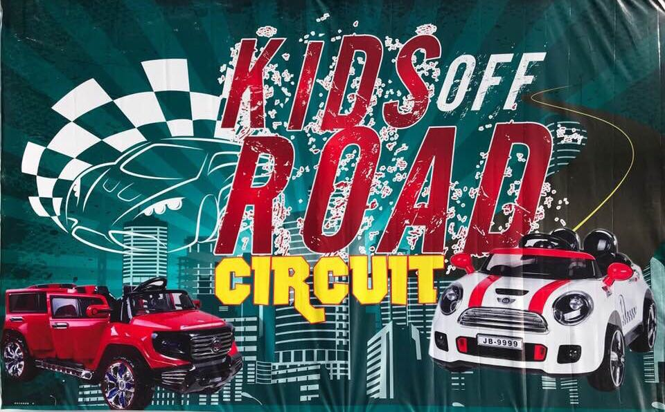 KIDS OFF ROAD CIRCUIT