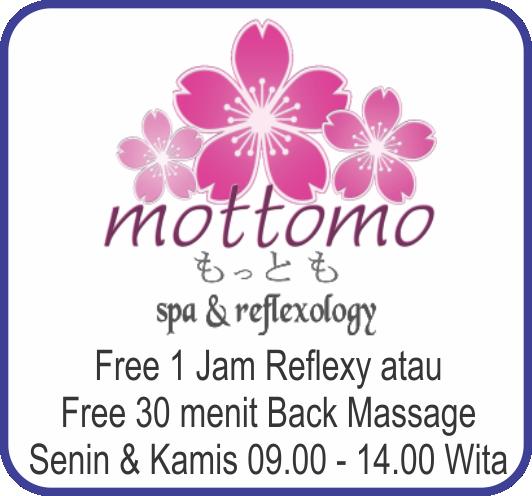 MOTTOMO SPA & REFLEXOLOGY