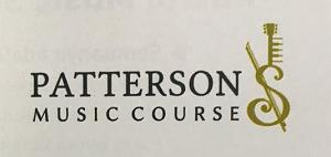 PATTERSON MUSIC COURSE (DISCOUNT PENDAFTARAN 50% GRATIS 2X BELAJAR DRUM,KEYBOARD,BIOLA,PIANO,VOKAL,GITAR)