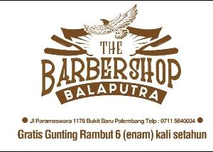 BARBERSHOP BALAPUTRA