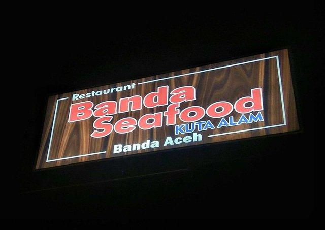 Banda Sea Food
