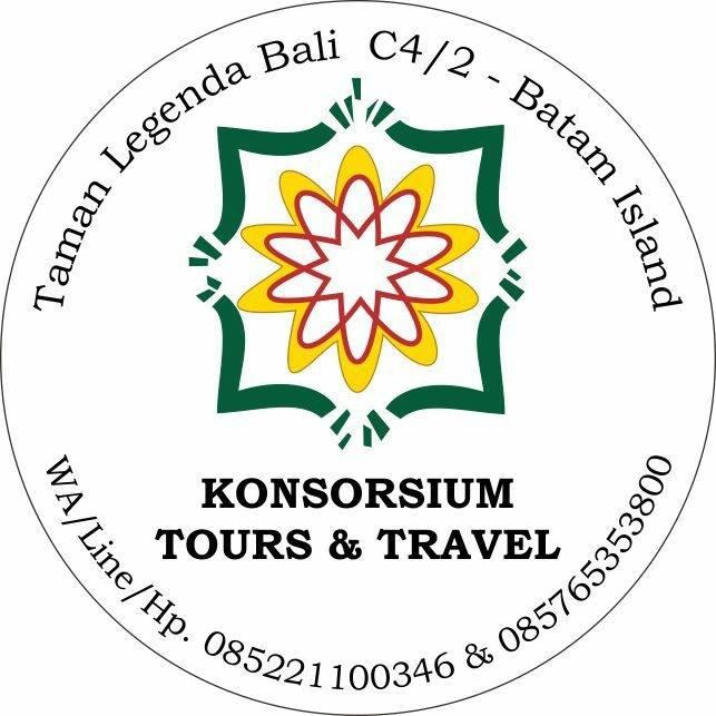 Pt. Konsorsium Wisata Amanah                                                (Registrasi H-7 Cp 0811 777 6638)