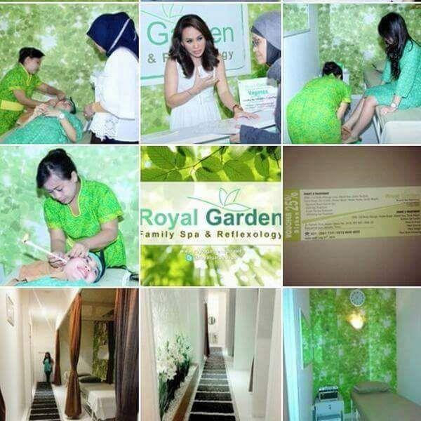 Royal Garden Family Spa & Reflexology