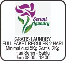 SERUNI LAUNDRY