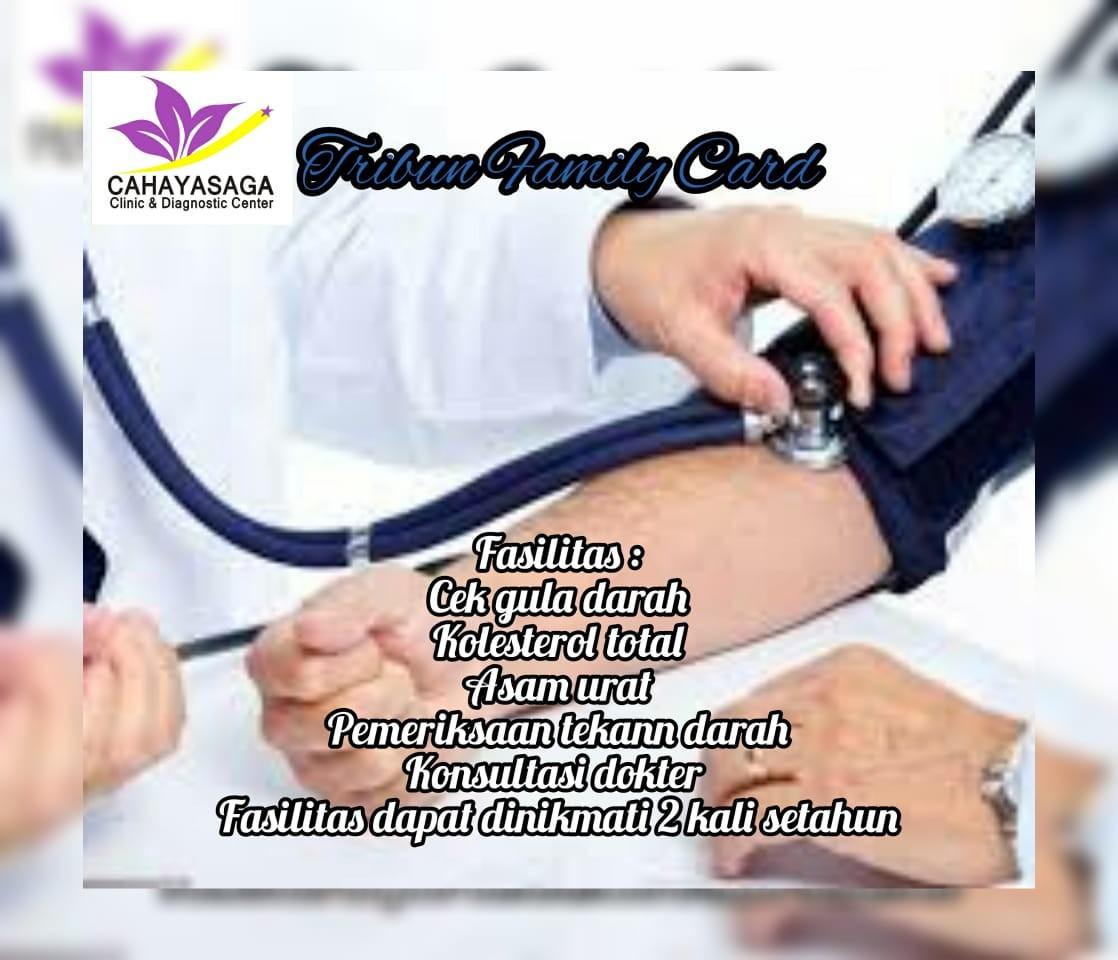 Percayakan Cek Kesehatan Anda di Clinik Cahaya Saga Makassar