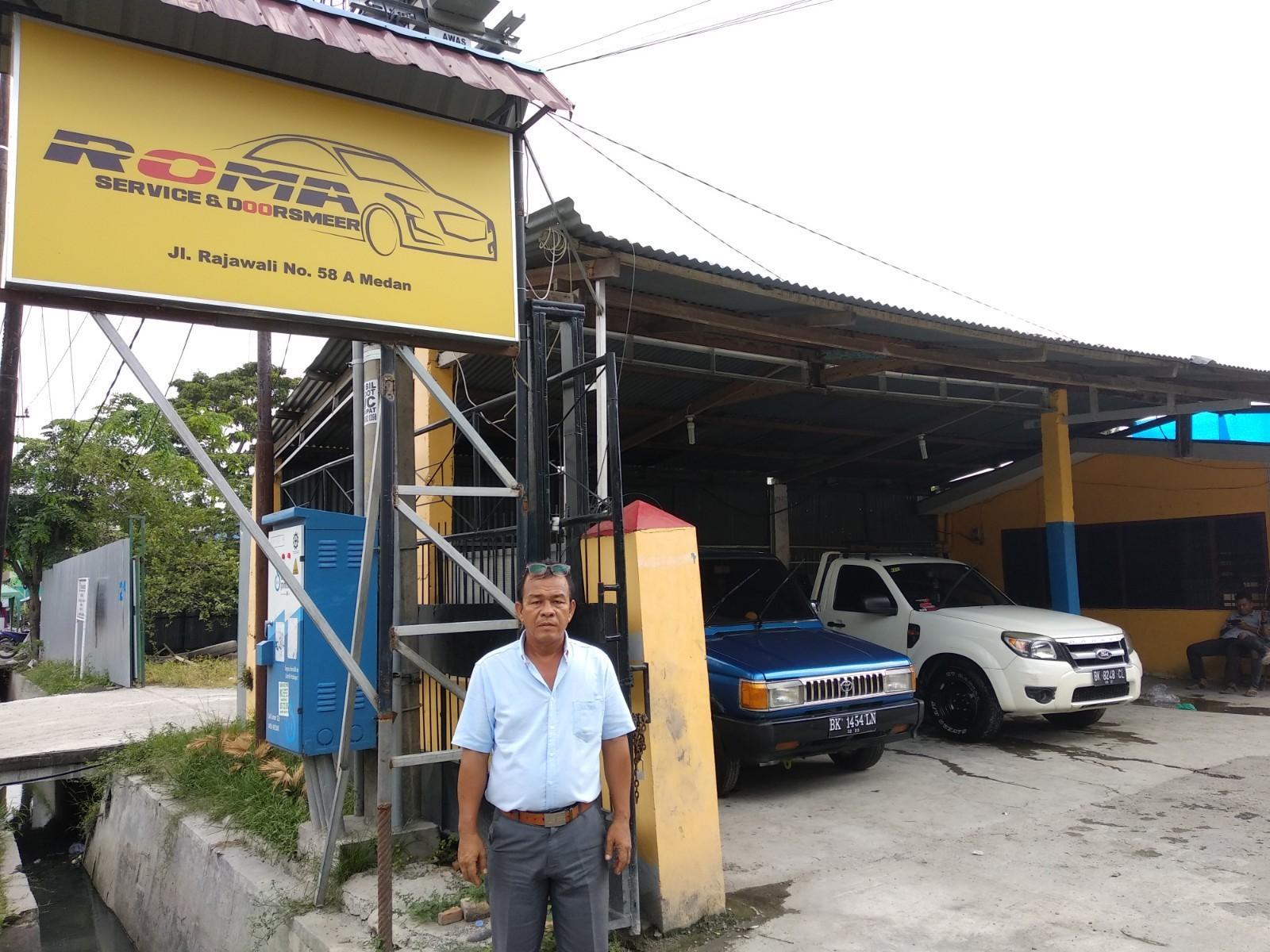 Roma Service and Doorsmeer, Fasilitas Lengkap Pelayanan Mantap