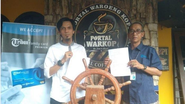 Bagi Member TFC,  Gratis Minum Kopi 24 Kali Setahun di Portal Waroeng Kopi Palembang.