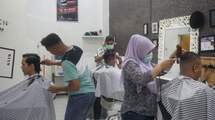 King's Cut Barbershop Sediakan Paket Perawatan Rambut Lebih Ekonomis
