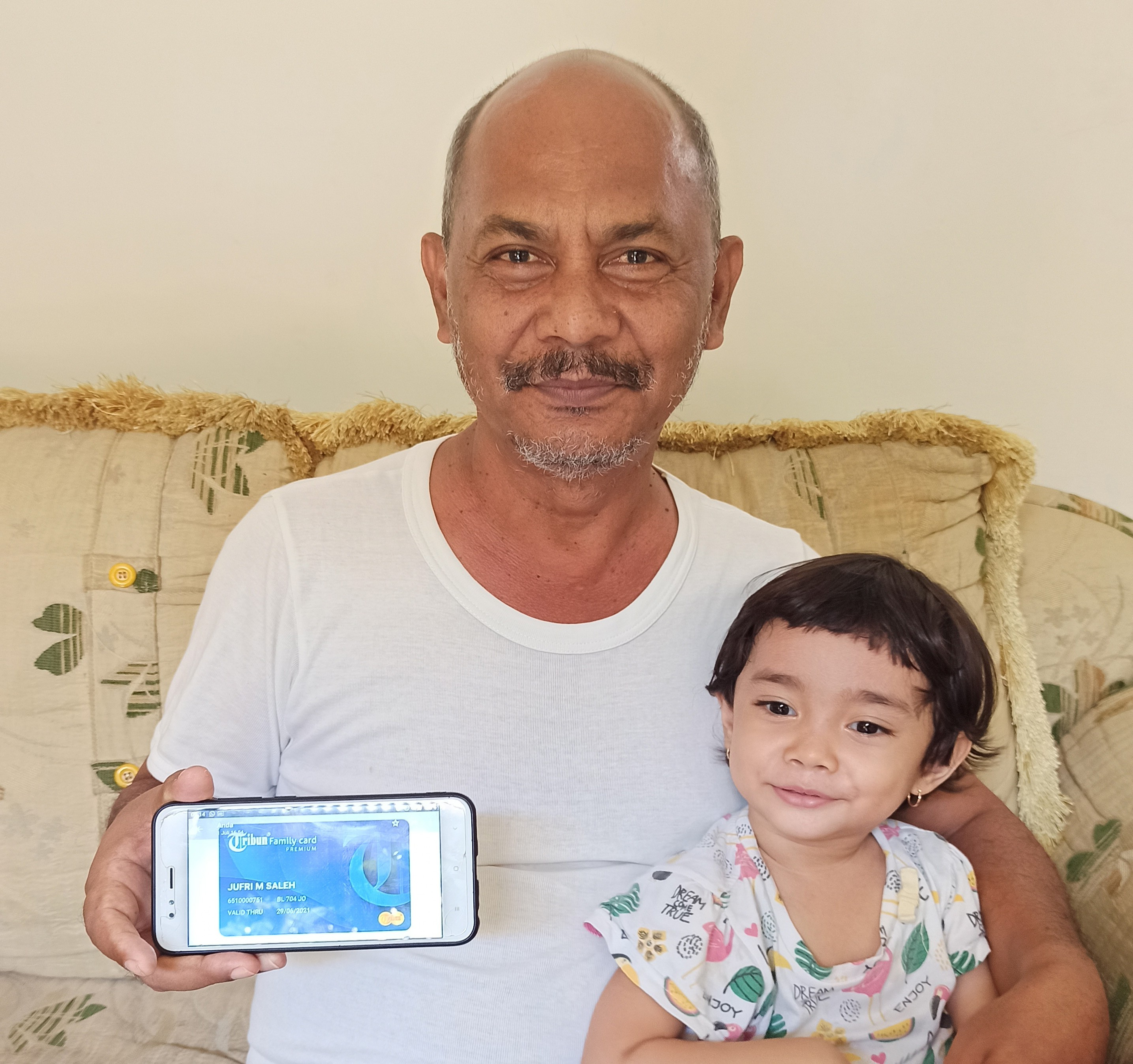 Purnakarya Bank Aceh perpanjang langganan via TFC